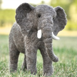 felted Elephant