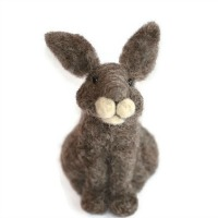 rabbit felting kit