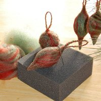 ornament felting kit
