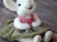 Needle Felted Bear Creek Bunny by Teresa Perleberg